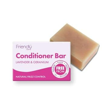 Friendly Conditioner Bar Lavender & Geranium