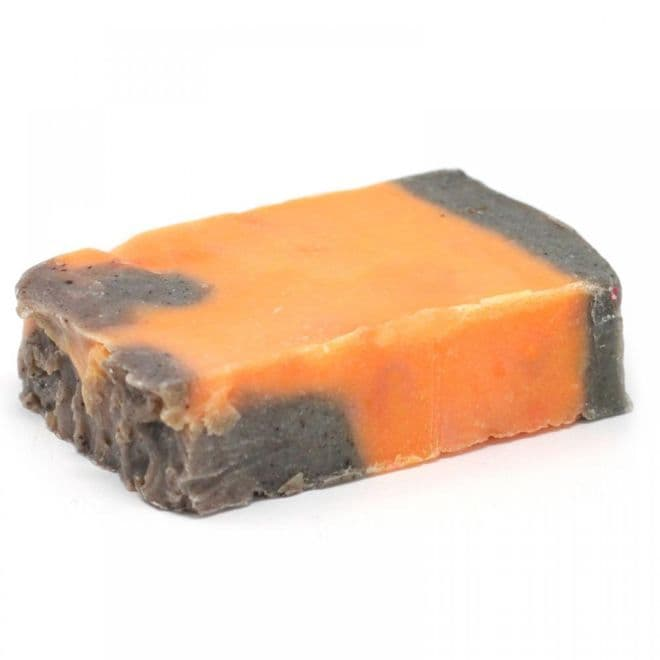 Orange & Cinnamon Olive Oil Soap