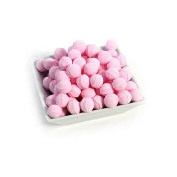 Rose Mini Bath Bomb Marbles