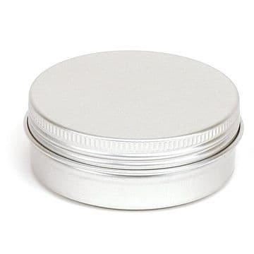 Travel tin (round Shampoo & Conditioners)
