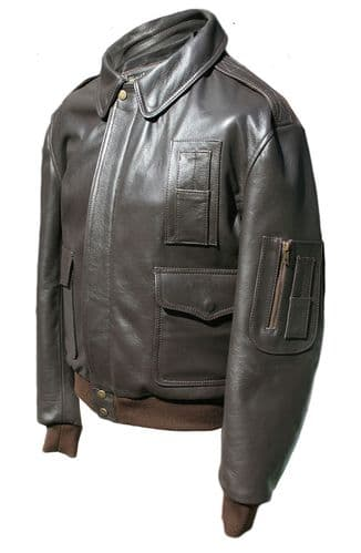 ALIENS' Sigourney Weaver Leather Jacket