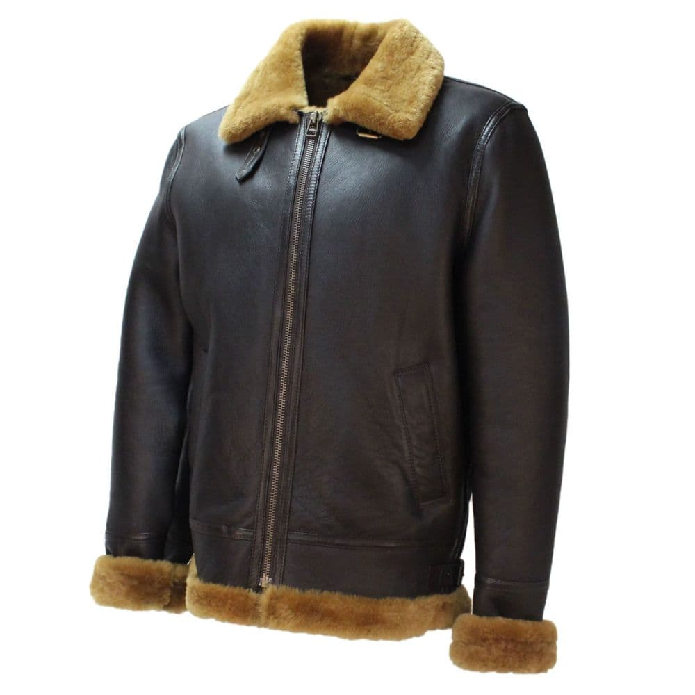 Memphis Belle Sheepskin B3 Wested Leather Co