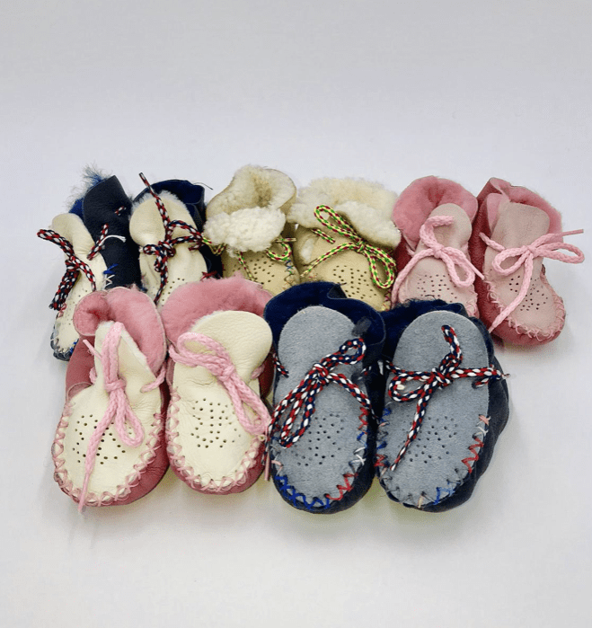 Baby Genuine Sheepskin Booties/Slippers