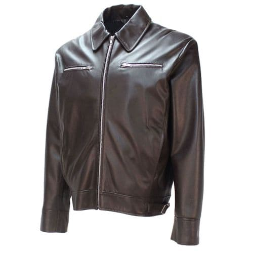 NEW! X-Men First Class 'Havok' style leather jacket