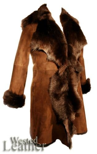 Toscana Sheepskin 3/4 (Brown)