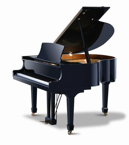Elysian 148cm Baby Grand Piano Black NEW