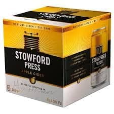 Stowford Press 4 pack