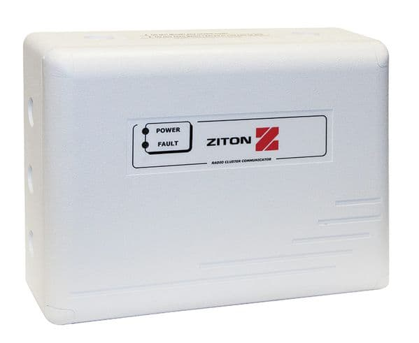 Ziton ZR400 Wireless Cluster Communicator (24VDC) - ZPR868-C - Ziton 868 MHz