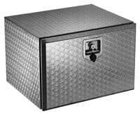 L800 x H500 x D500mm Stainless Steel toolbox - Flowered Finish with S/S Lock