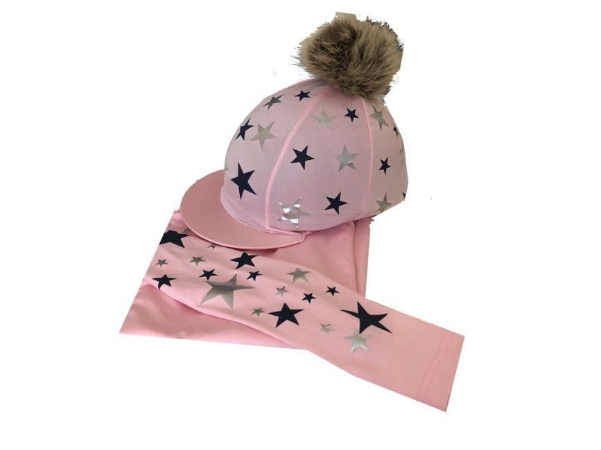 Adult's Baby Pink Base Layer & Hat Silk