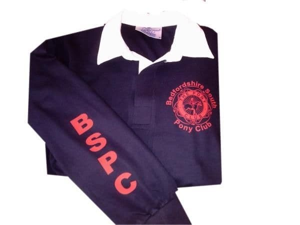 Adults Bedfordshire South Rugby Shirt