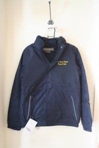 Adults Cowdray Navy Regatta Dover Jacket
