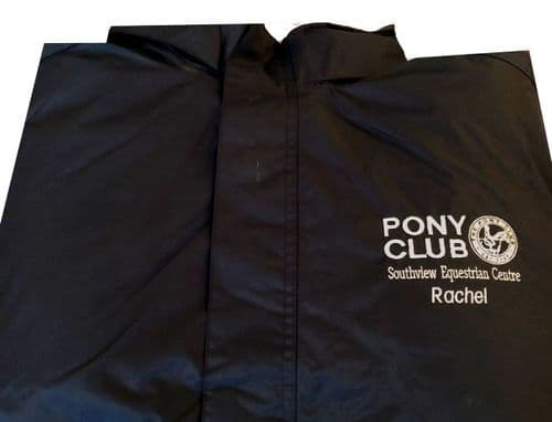Adults South View  Navy Regatta Dover Jacket