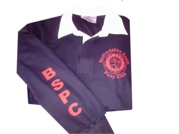 Childrens Bedfordshire South Rugby Shirt