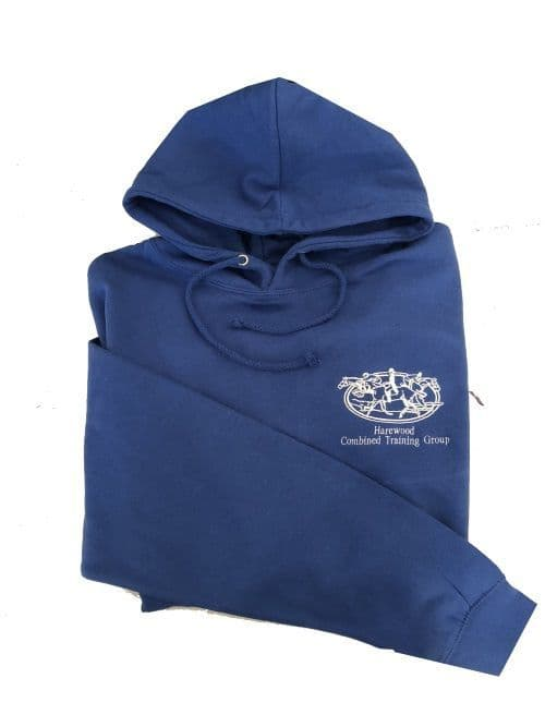 HCTGRoyal Blue  Riding Club Hoodies