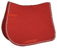 West Yorkshire Horse Play RED GP Saddlecloth