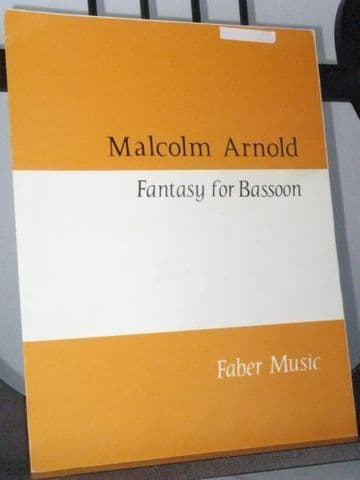 Arnold M - Fantasy for Bassoon Op 86