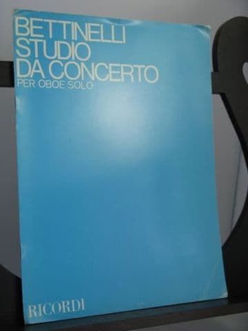 Bettinelli B - Studio da Concerto
