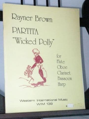 Brown R - Partita Wicked Polly
