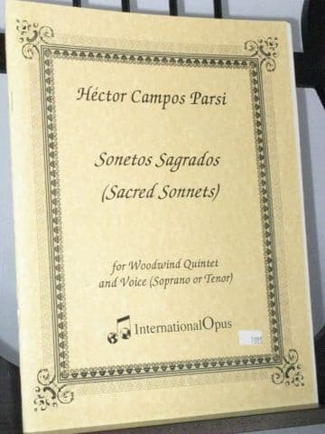 Campos Parsi H - Sacred Sonnets