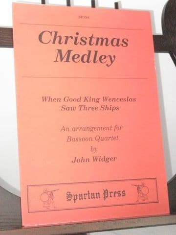 Christmas Medley arr Widger J