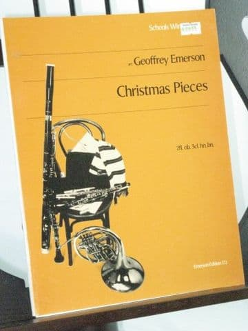 Christmas Pieces arr Emerson G