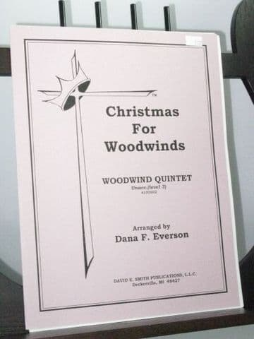 Everson D F - Christmas for Woodwinds