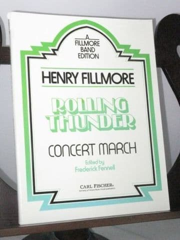 Fillmore H - Rolling Thunder arr Fennell F