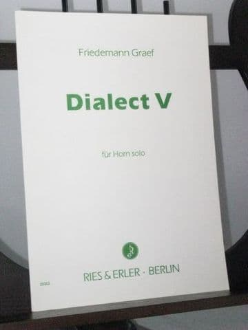 Graef F - Dialect V