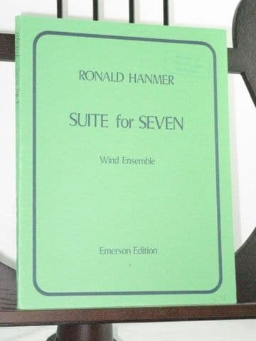 Hanmer R - Suite for Seven