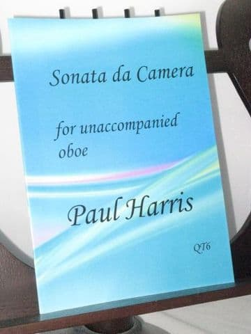 Harris P - Sonata da Camera