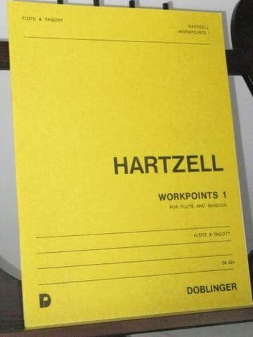 Hartzell E - Workpoints 1 for Flute and Bassoon