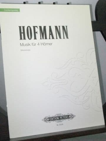 Hofmann W - Music for 4 Horns