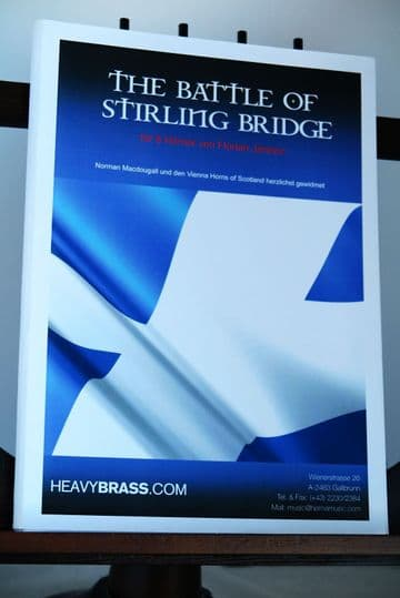 Janezic F - The Battle of Stirling Bridge for 8 Horns
