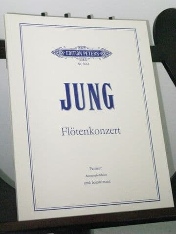 Jung H - Concerto Op 21 for Flute & Orchestra