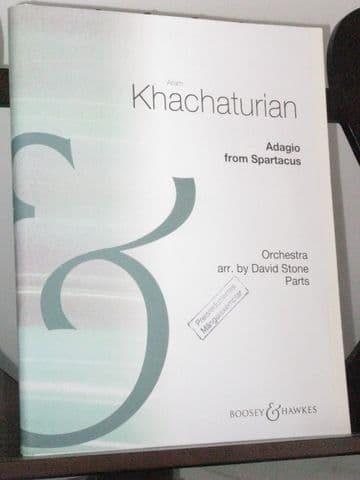 Khachaturian A - Adagio from Spartacus arr Stone D