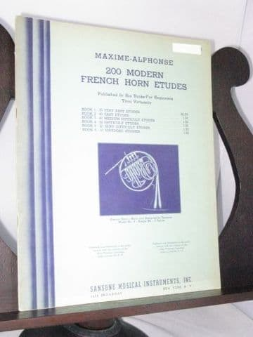 Maxime-Alphonse - 200 New Studies Vol 2