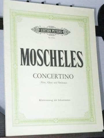 Moscheles I - Concertino arr Molich T