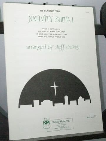 Nativity Suite 1 arr Jarvis J