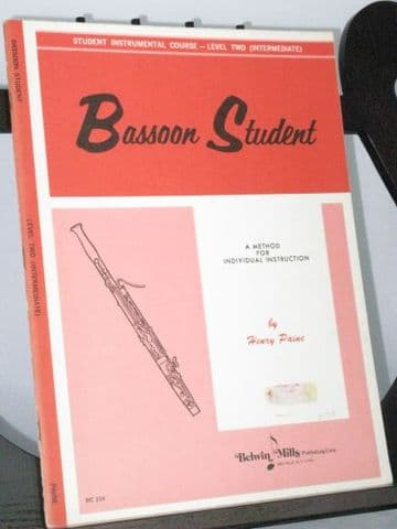 Paine H - Bassoon Student Level 2 Intermediate