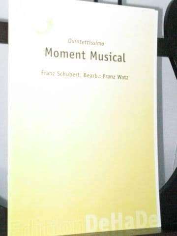 Schubert F - Moment Musical Op 94 No 3 arr Watz F