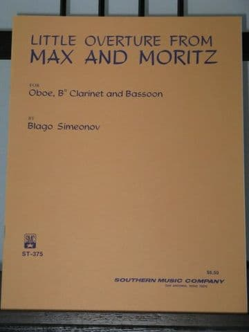 Simenov B - Little Overture from Max & Moritz