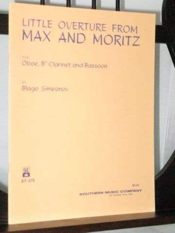 Simeonov B - Little Overture from Max & Moritz