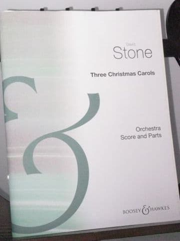Three Christmas Carols arr Stone D
