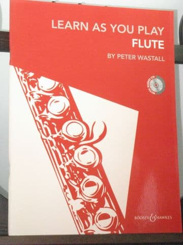 Wastall P - Learn as you Play - Flute