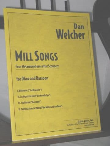 Welcher D - Mill Songs Four Metamorphoses after Schubert