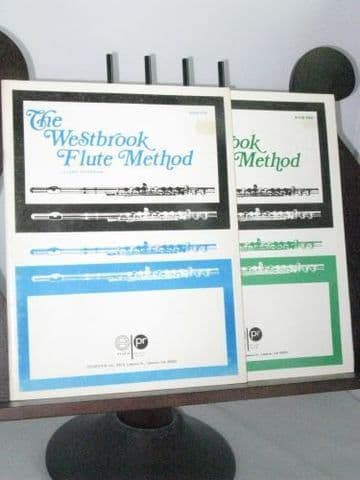 Westbrook J - The Westbrook Flute method Books 1 and 2