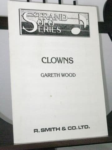Wood G - Clowns for Horn & Piano