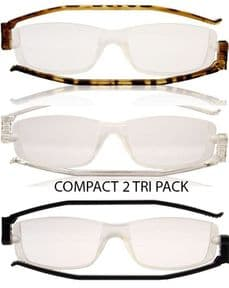 Compact 2 TRI Pack