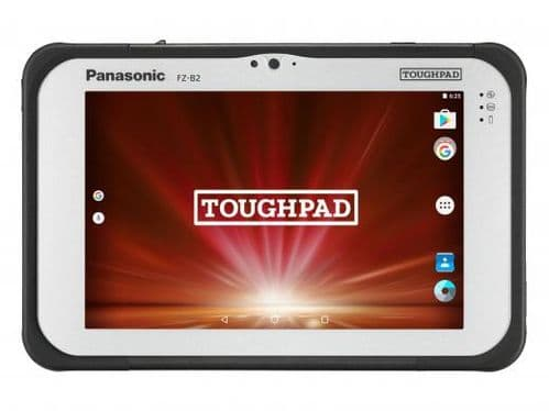 "Panasonic FZ-B2 MK1 7"" Rugged Toughpad Android 4.4 2GB 32GB 4G LTE - Used"